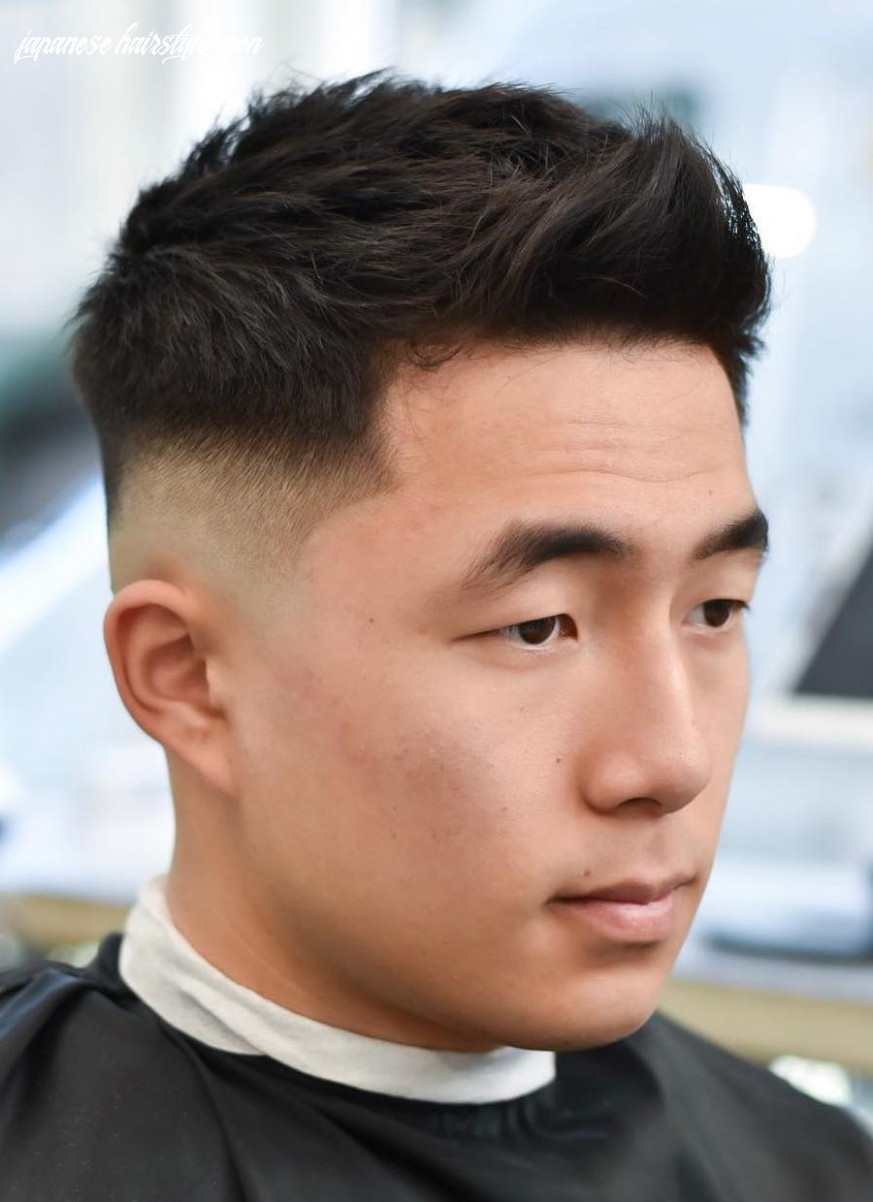 Top 9 trendy asian men hairstyles 9 japanese hairstyle men