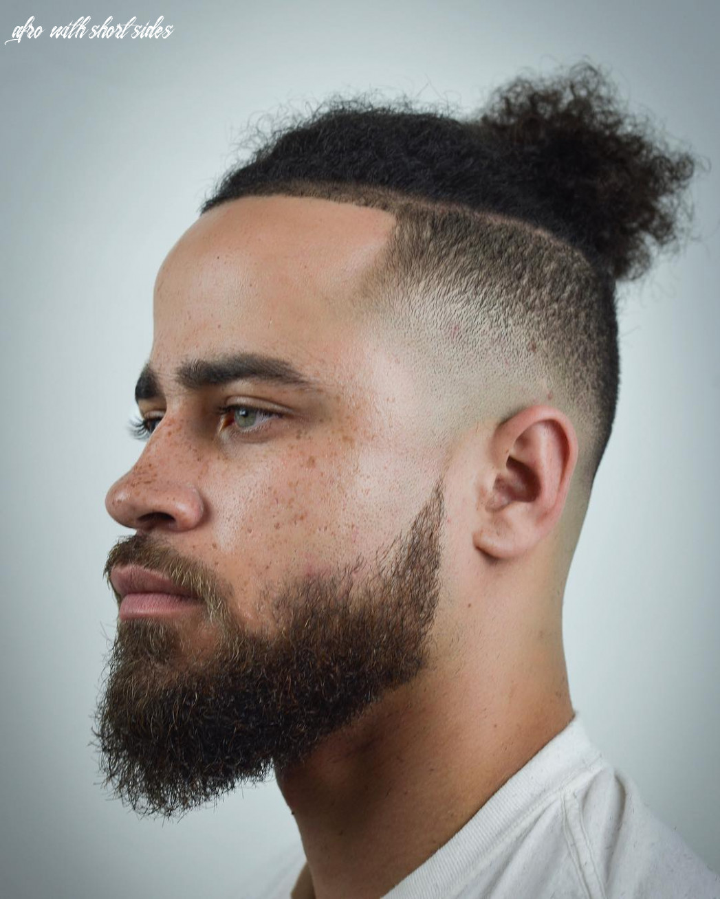 Top afro hairstyles for men in 12 (visual guide) afro with short sides
