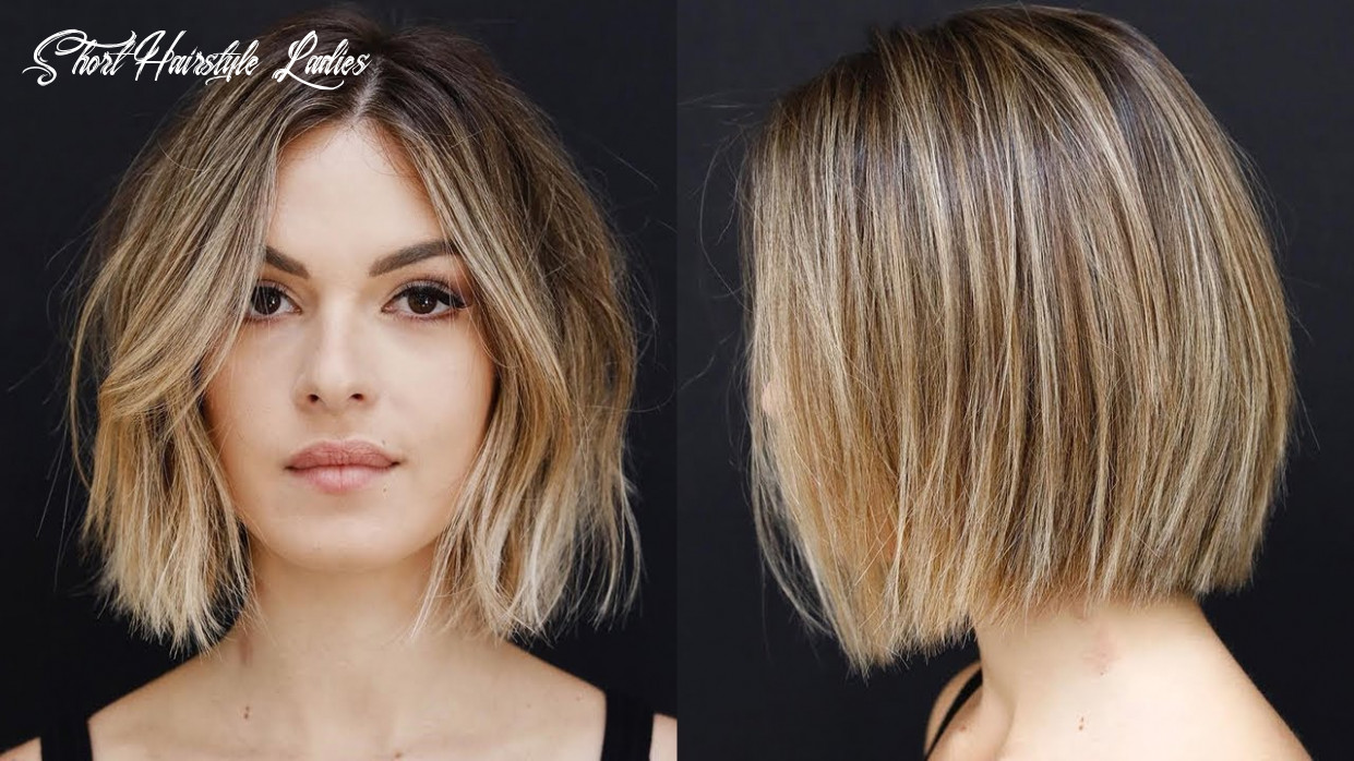 Top short haircuts for women & girls / amazing hair transformation / hair trend 10:10 short hairstyle ladies