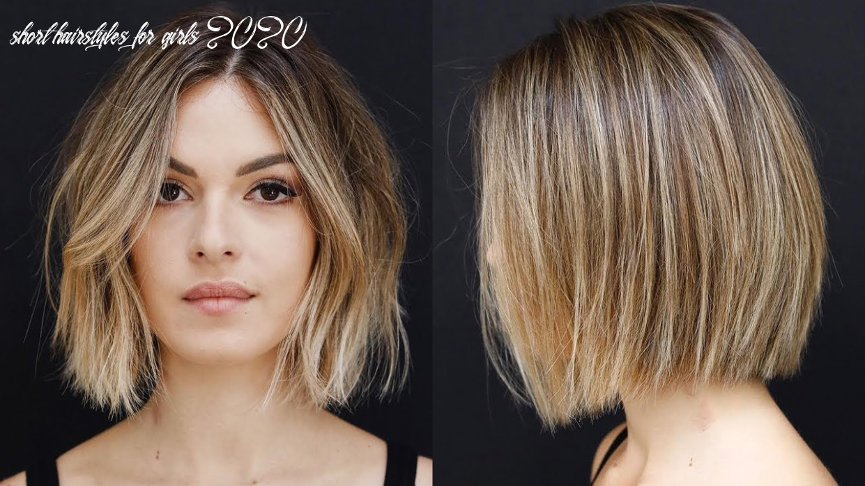 Top short haircuts for women & girls / amazing hair transformation / hair trend 9:9 short hairstyles for girls 2020