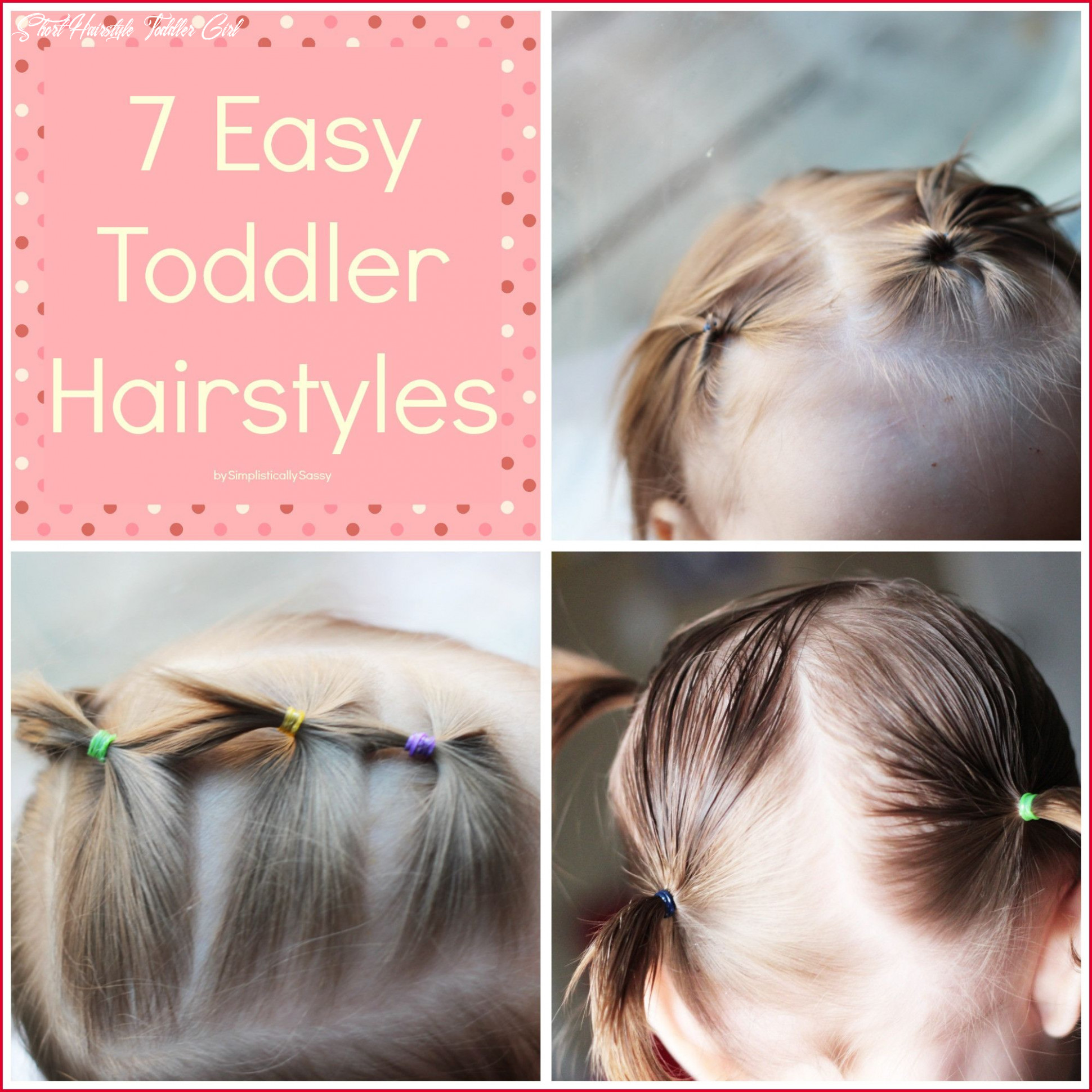 Top toddler hairstyles for short hair photos of short hairstyles