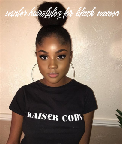 9 Winter Hairstyles For Black Women   Undercut Hairstyle