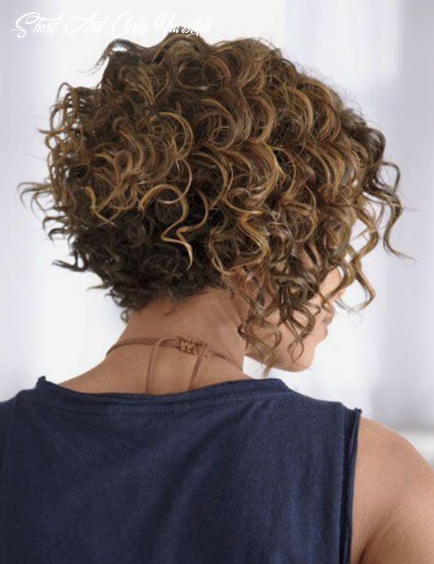 Trendiest short curly hairstyles in 11 short and curly hairstyle