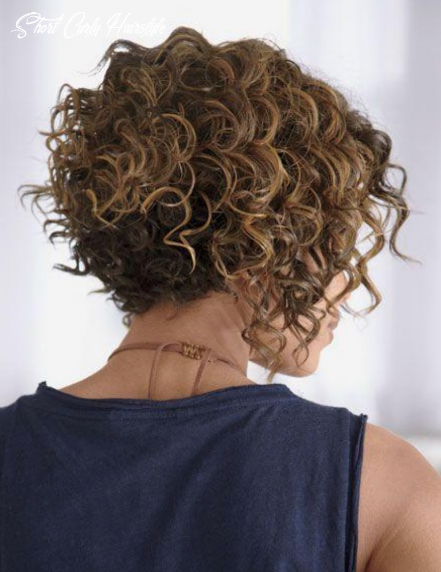 Trendiest short curly hairstyles in 12 short curly hairstyle