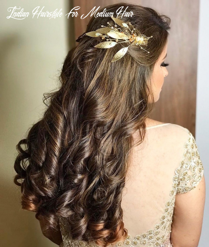 Trending indian wedding hairstyles for medium hair you need to