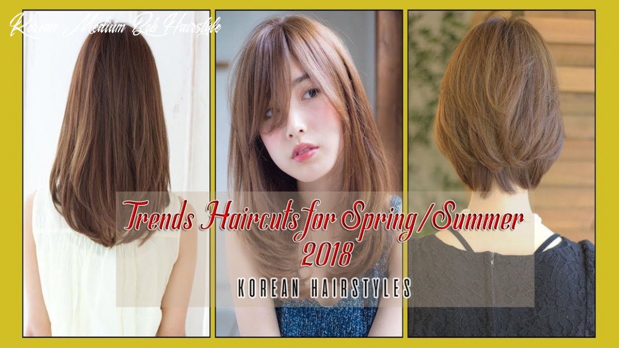 Trends Haircuts for Spring/Summer 8 | Korean Hairstyles