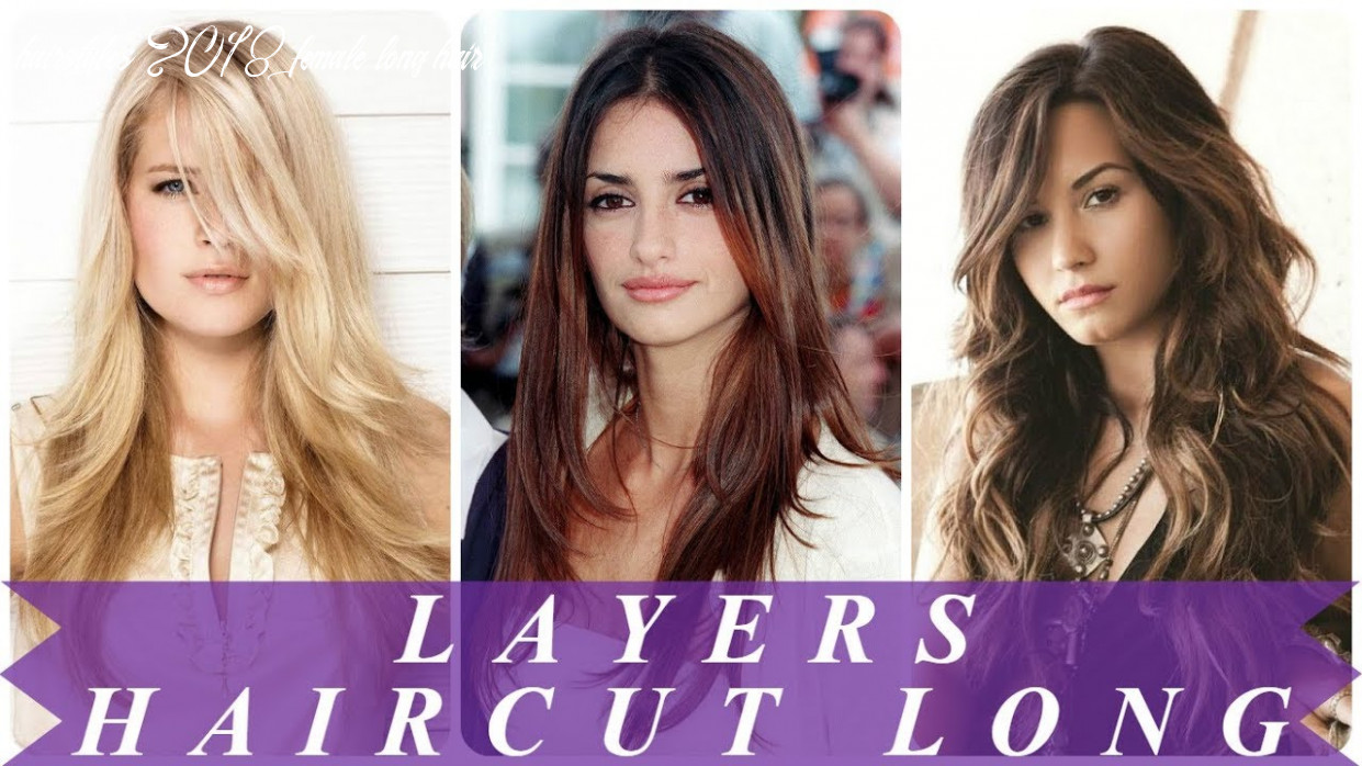 Trendy haircuts with layers for long hair 8 for women youtube hairstyles 2018 female long hair