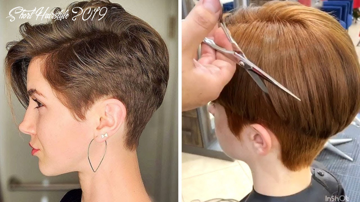 Trendy hairstyles 11 | 11 modern short bob & pixie cut ideas for women | new styles short haircut short hairstyle 2019