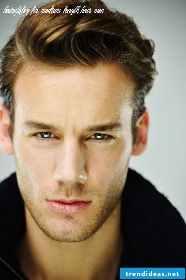 Trendy Males's Hairstyles 12 - Concepts for brief and medium ...