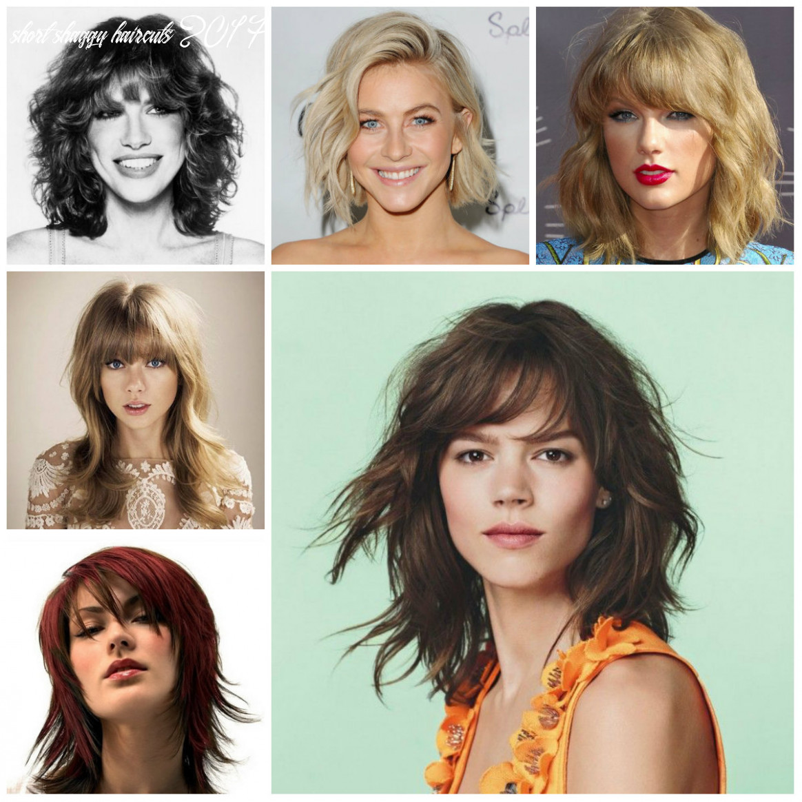 Trendy Shag Hairstyles 12 | 12 Haircuts, Hairstyles and Hair ...