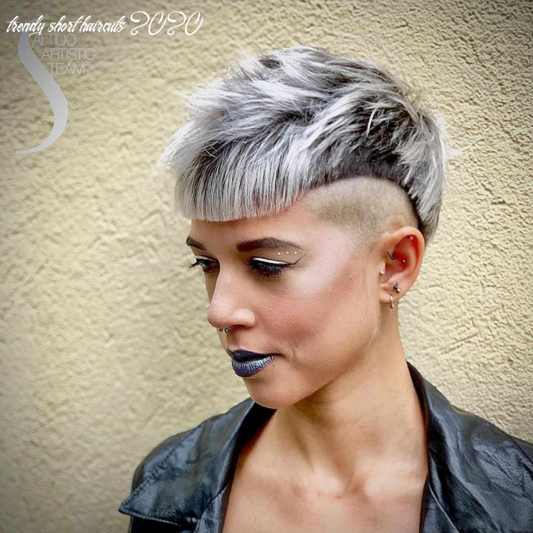Trendy very short haircuts for women 12 trends » hairstyle samples trendy short haircuts 2020
