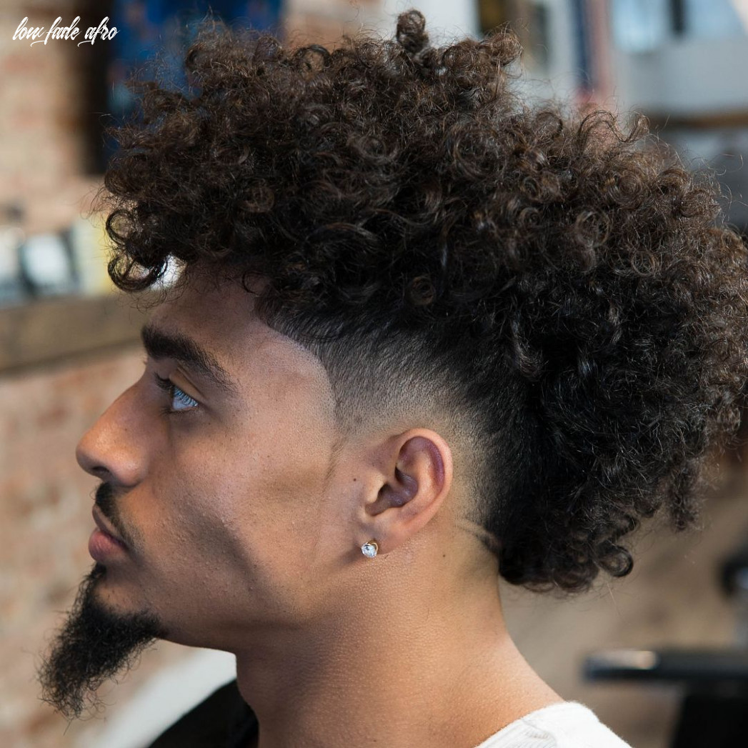 Types Of Fade Haircuts (12 Update) | Curly hair styles naturally ...
