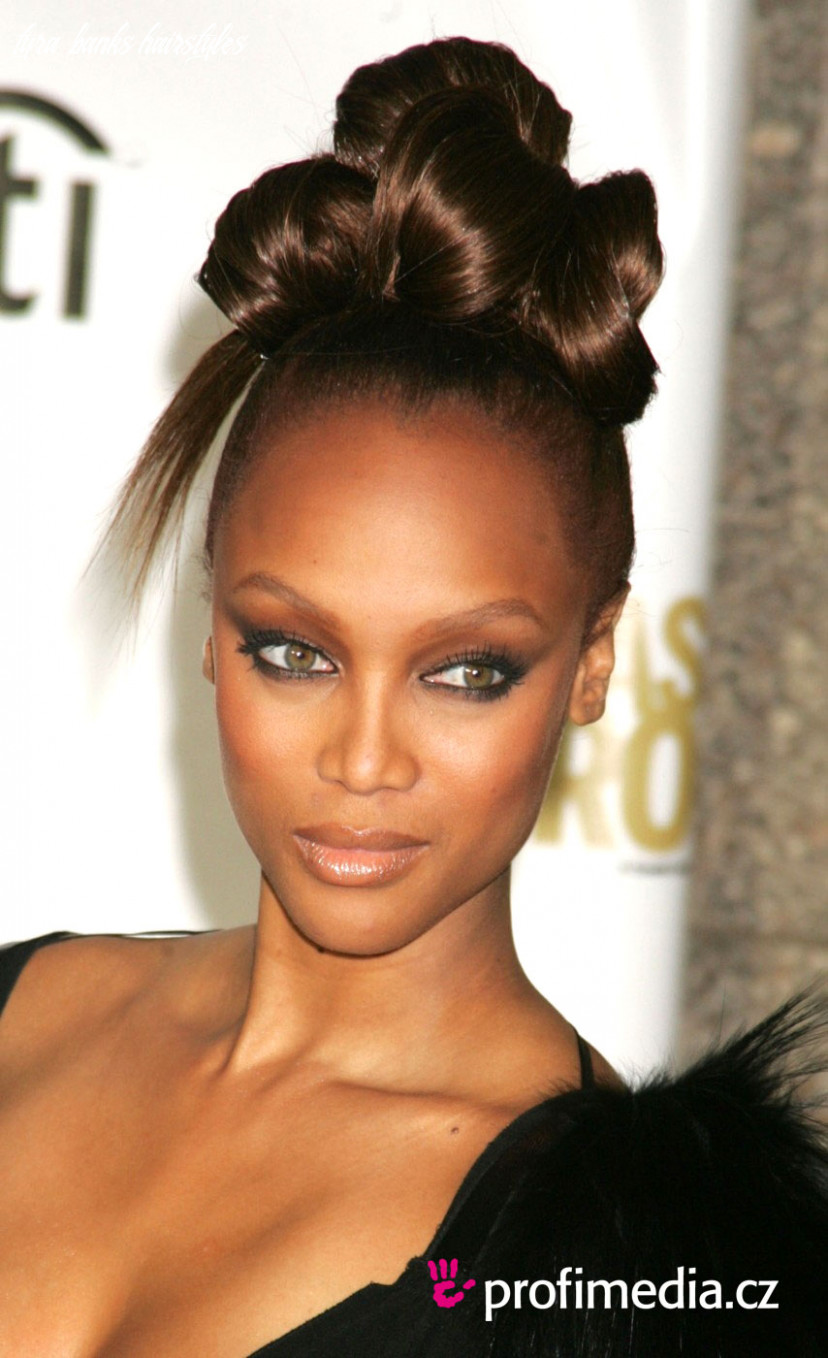 Tyra Banks - - hairstyle - easyHairStyler