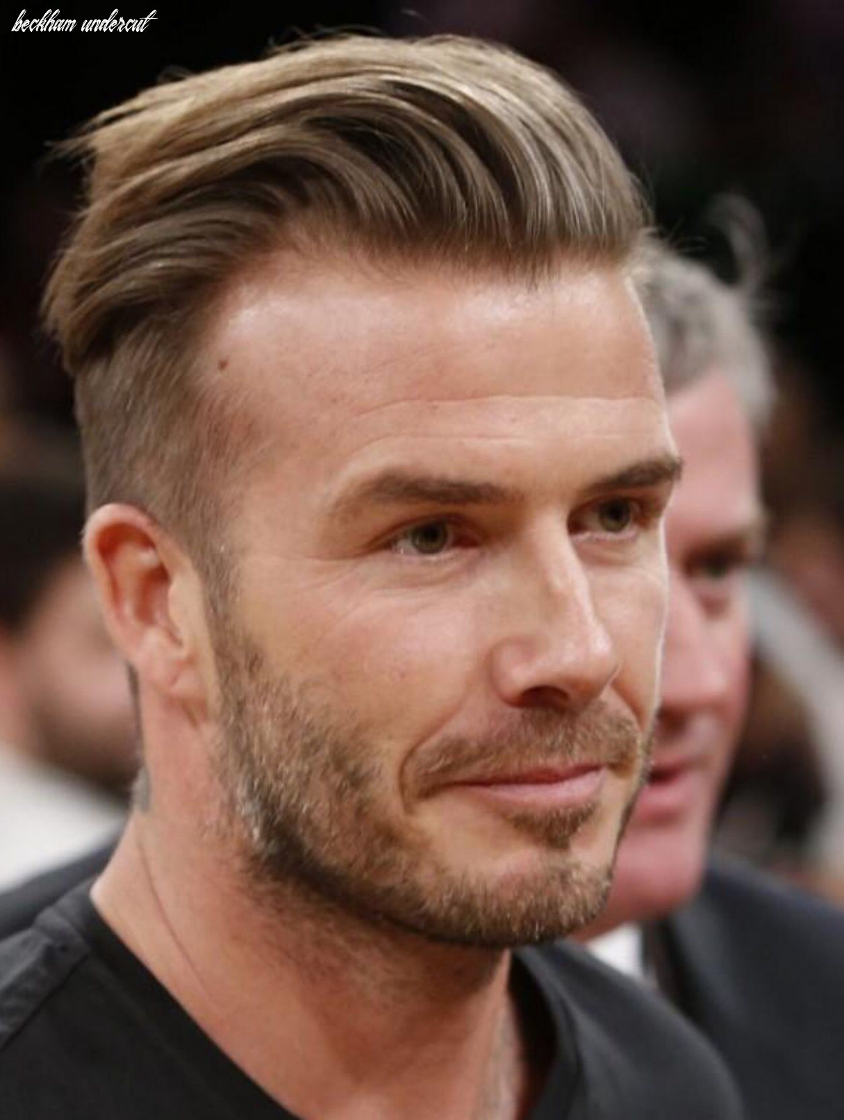 Undercut comb over | david beckham hairstyle, beckham hair, david