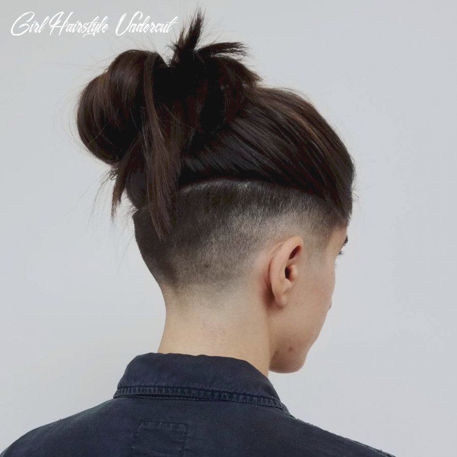 Undercut hairstyle girls decorate ideas excellent on home interior girl hairstyle undercut