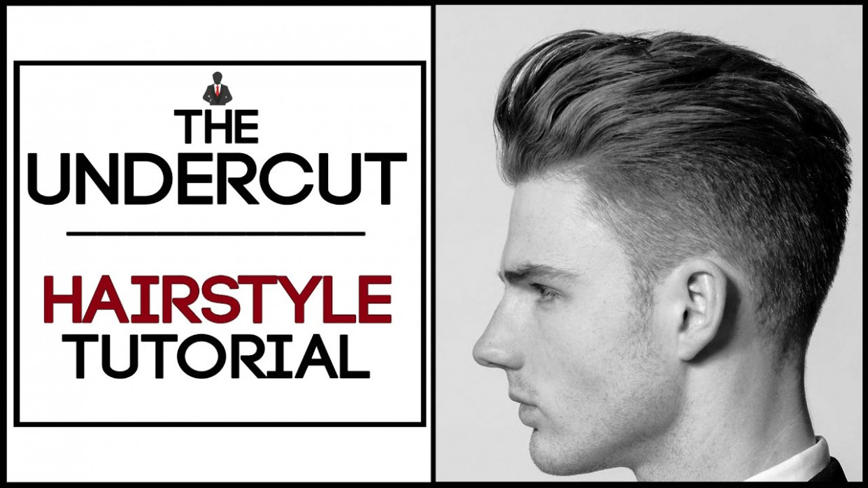 Undercut hairstyle tutorial | guide to classic and disconnected undercut | mayank bhattacharya classic undercut hairstyle