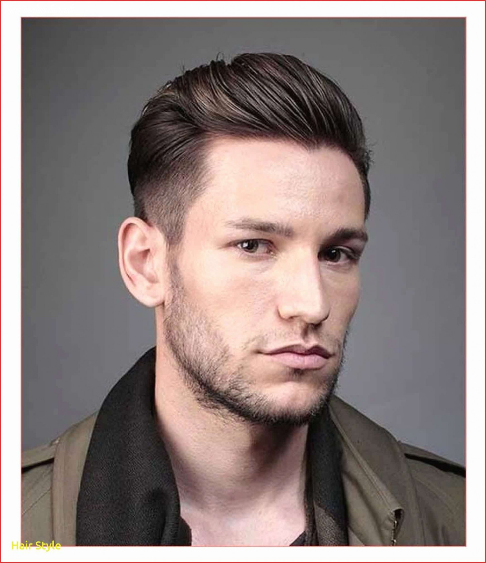 Unique mens medium haircut pics of hairstyle ideas 12 | thick