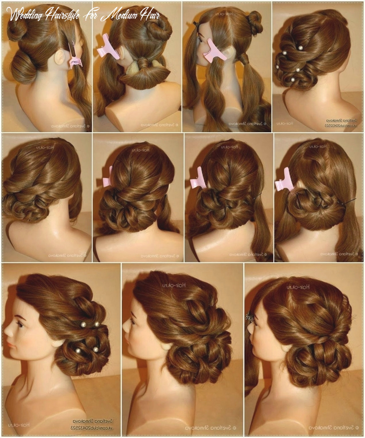 Updo Bridal Hairstyles Awesome 12 Indian Wedding Hairstyles for ...