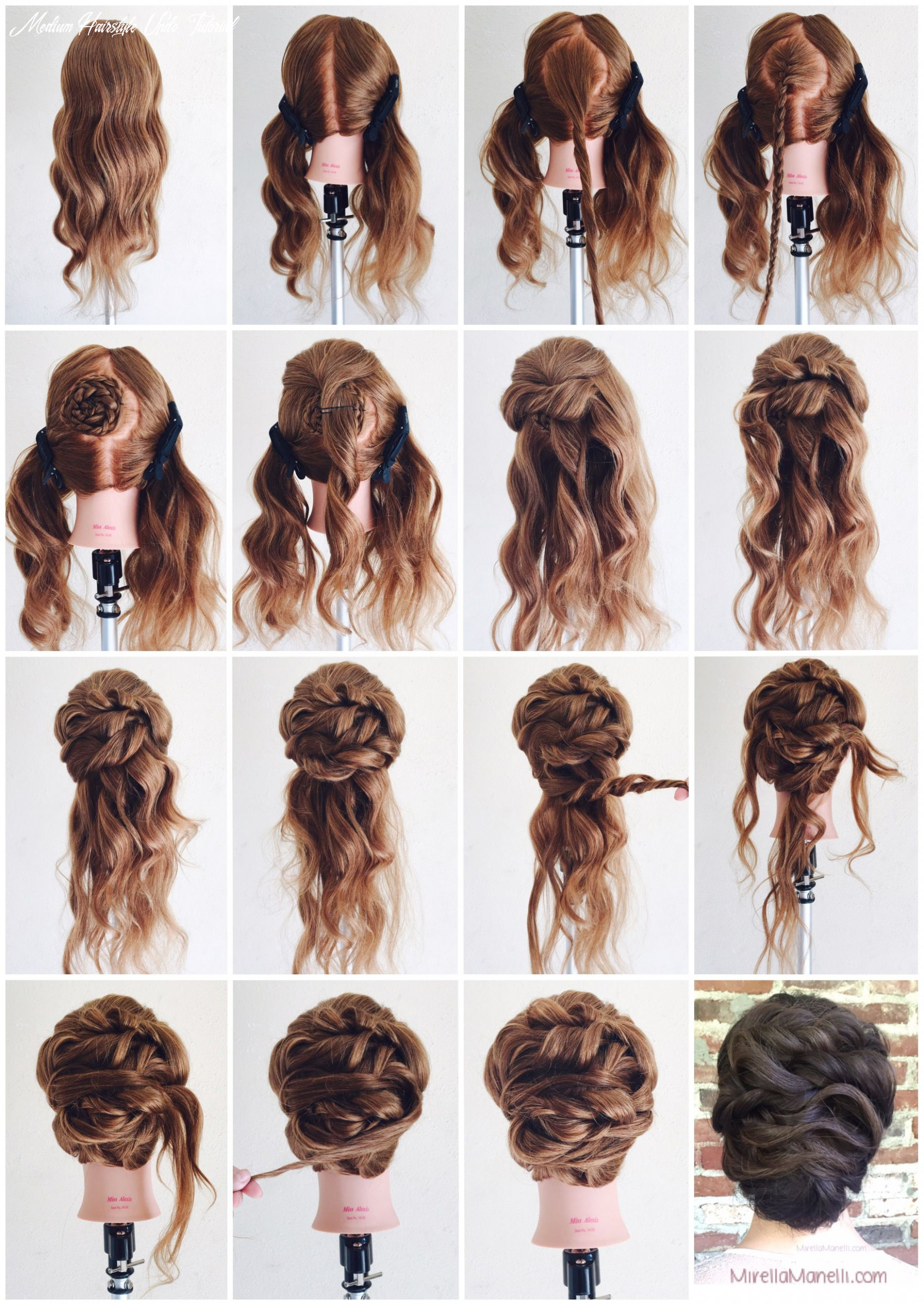 Updo tutorial of vanderpump rules star, katie maloney (with images