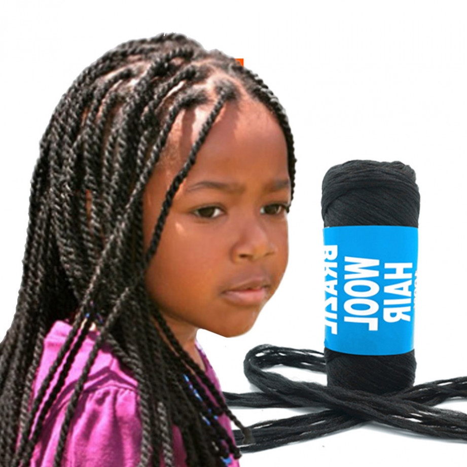 Us $10 108 10% off|10g/ball 10 ply african wig hair yarn artificial 10% polypropylene hand knitting braid short hair curly hair dreadlocks gb10|yarn|