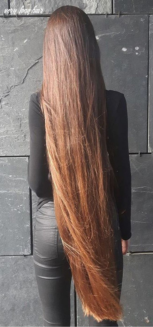 Very long, straight and g simply gorgeous   lange haare, schöne