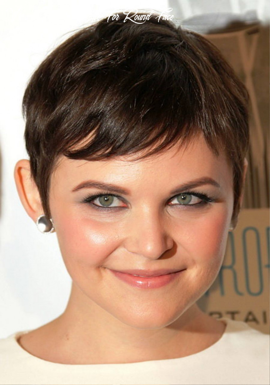 Very short hairstyles for round faces | hairstyles cool very short hairstyle for round face
