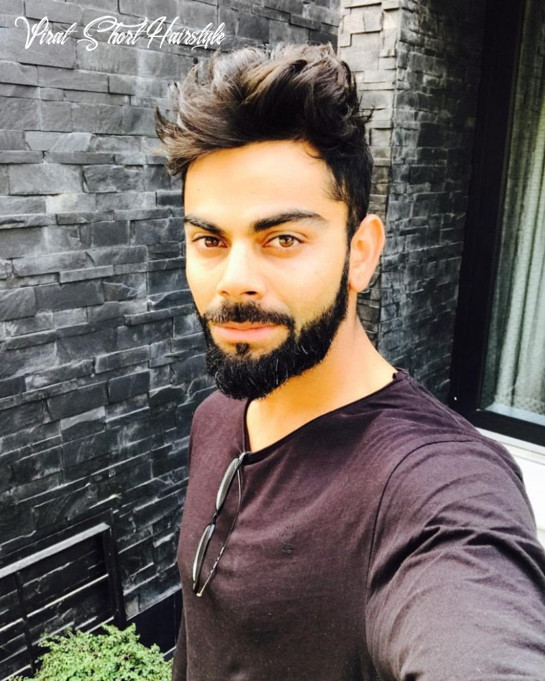 Virat kohli hairstyles | 9 different virat kohli over the years