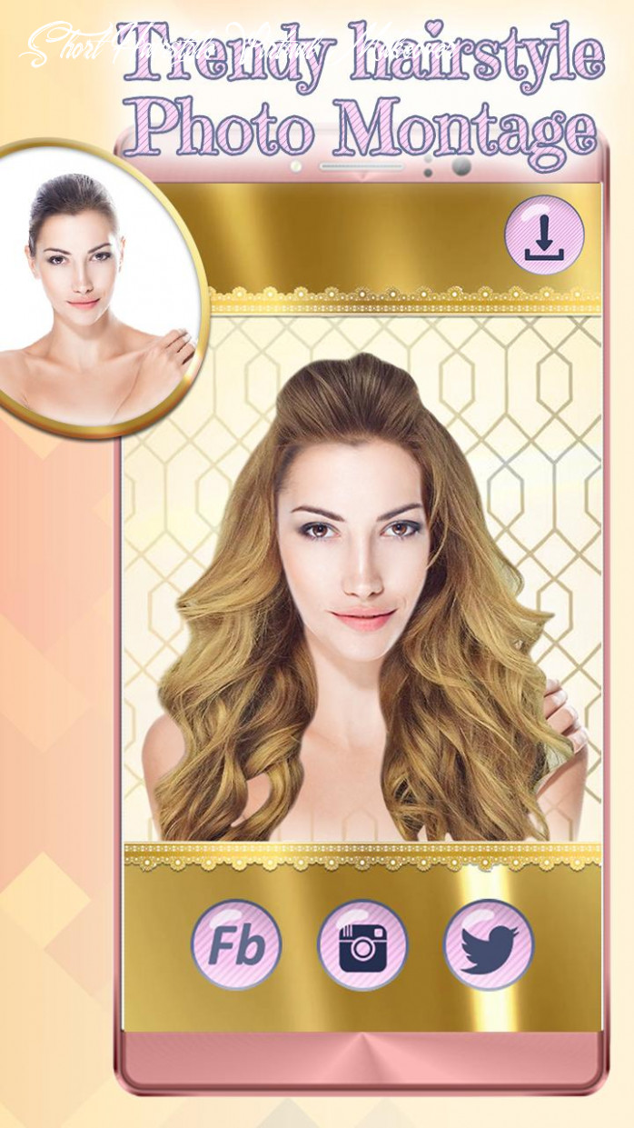 Virtual Makeover Hairstyle