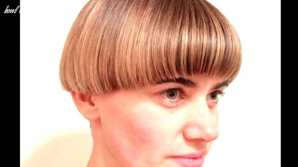 Ways to rock a bowl cut woman hairstyle youtube bowl cut female