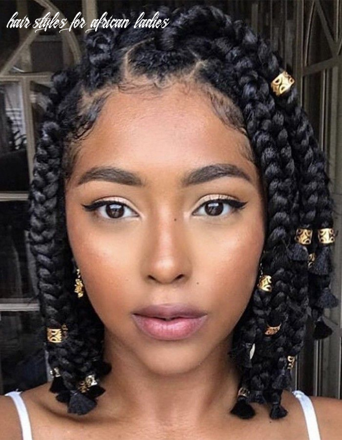 Ways you can stretch your natural hair without using heat | braids