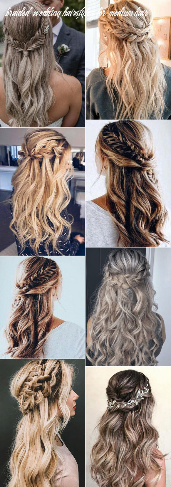 Wedding hairstyles archives oh best day ever braided wedding hairstyles for medium hair