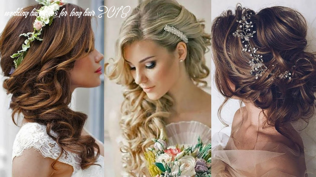 Wedding hairstyles for long hair 8 new of hairstyles new