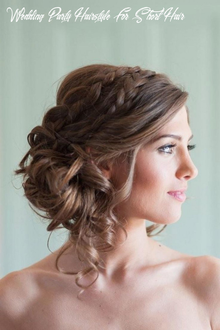 Wedding Party Hairstyles For Short Hair | Find your Perfect Hair Style