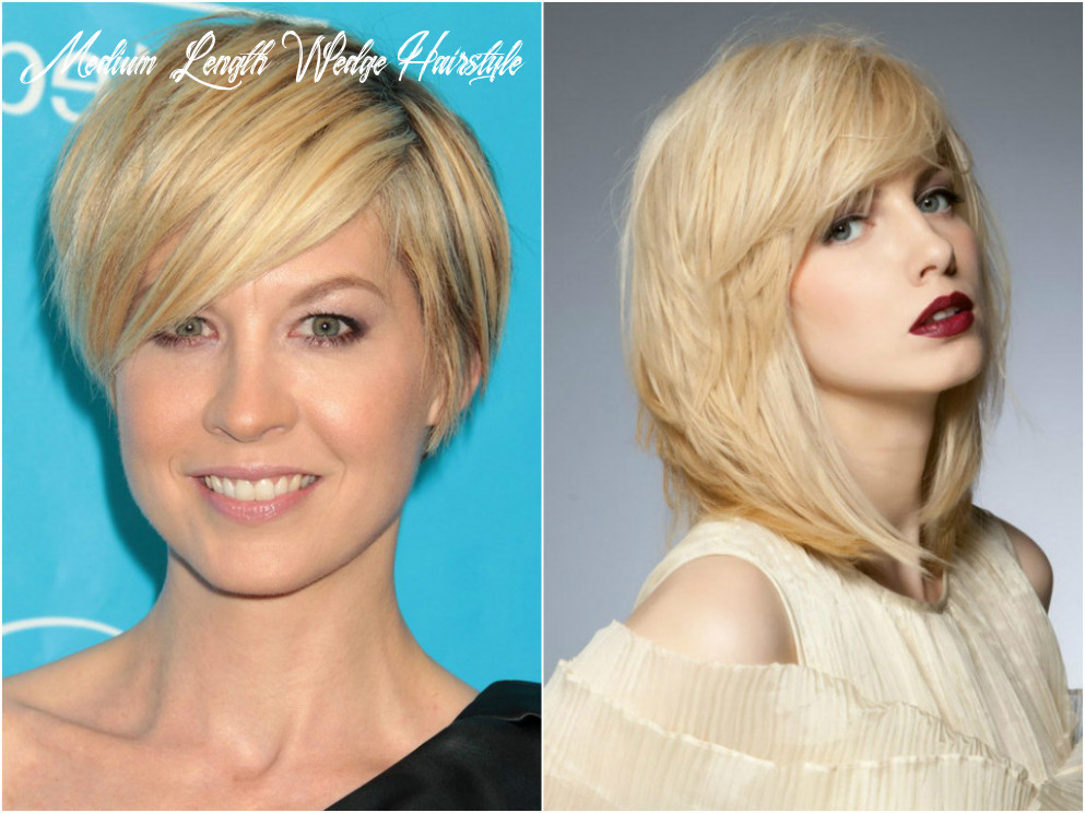 Wedge haircuts and hairstyles for women 10 10   short, medium