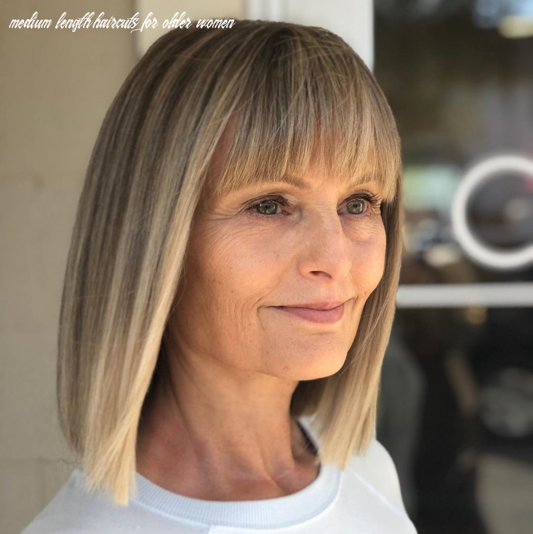 What are the best bob haircuts for older women? hair adviser medium length haircuts for older women