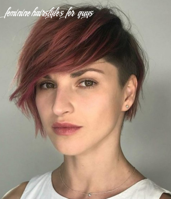 What is a good mtf hairstyle? one that can be styled male or femme