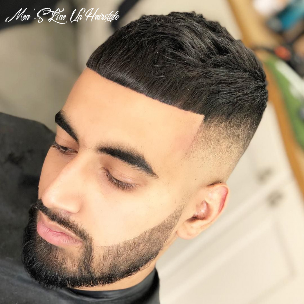 What is line up haircut? 11 best line up haircuts in 1111 | mens
