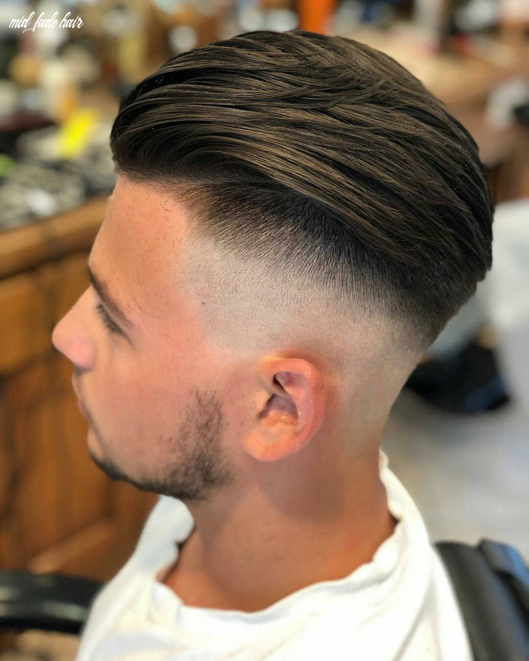 What Is Mid Fade? 12 Best Medium Fade Haircuts - Men's Hairstyles