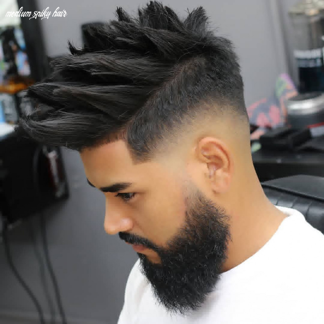 What is mid fade? 12 best medium fade haircuts | mens hairstyles