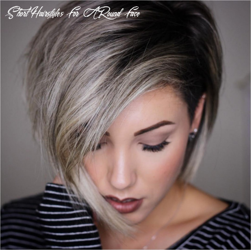 What short hairstyle suits a round face | short hairstyles short hairstyles for a round face
