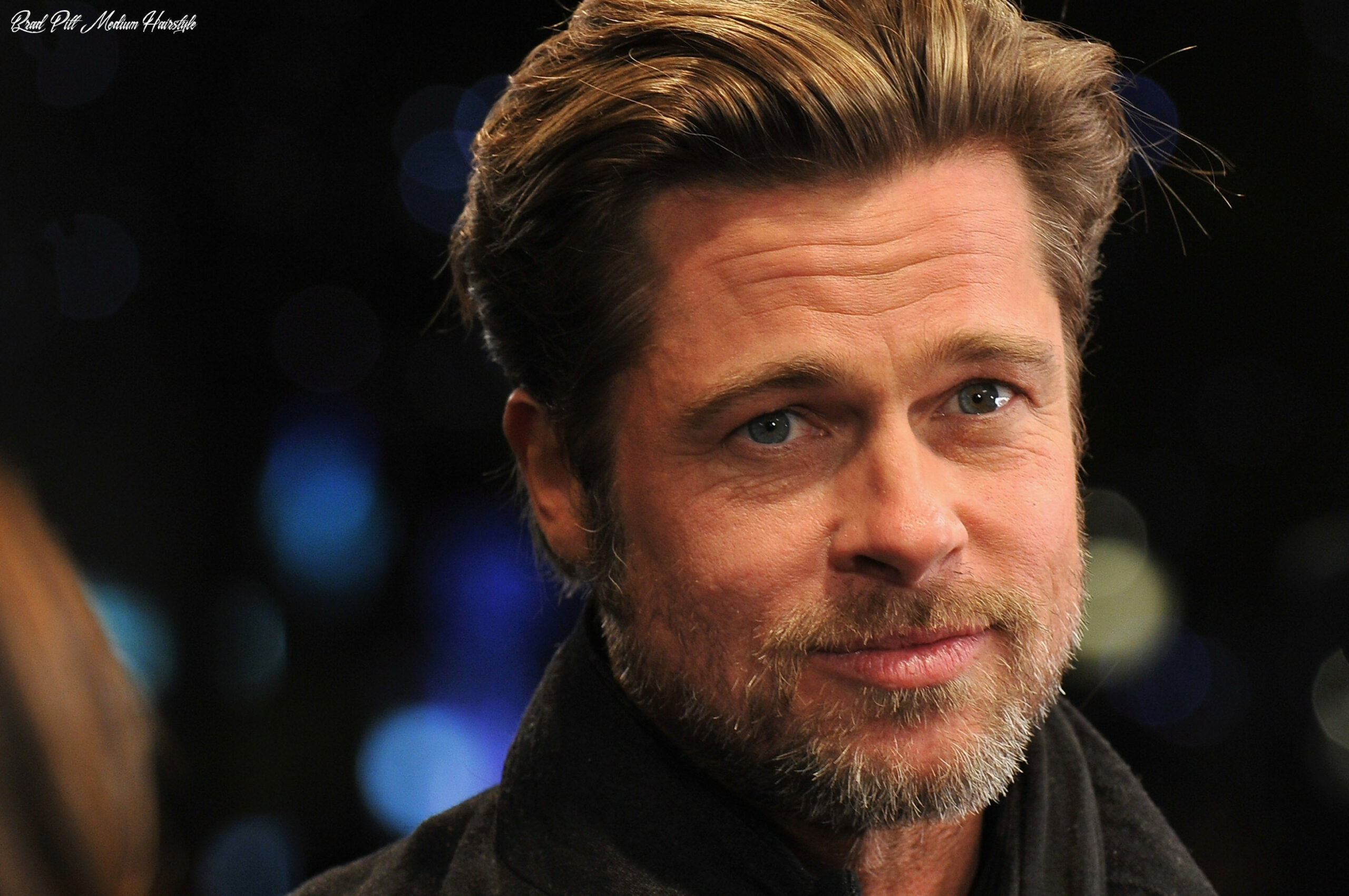 What You Can Learn from Brad Pitt's Stupid Handsome Hair | GQ