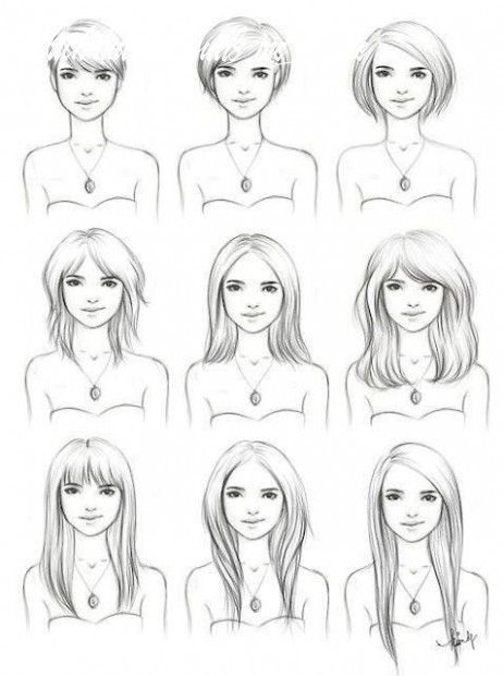 Which hairstyle suits me female | growing out hair, growing out