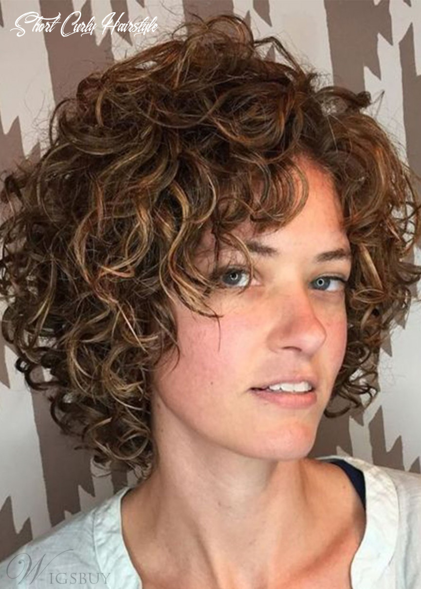 Women short curly hairstyles natural looking synthetic hair wigs rose 12% density capless wigs 12inch short curly hairstyle
