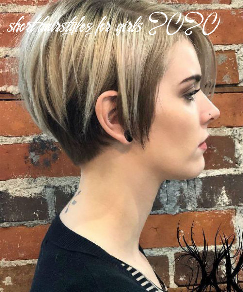 Wonderful gorgeous short pixie haircut styles 9 for women and