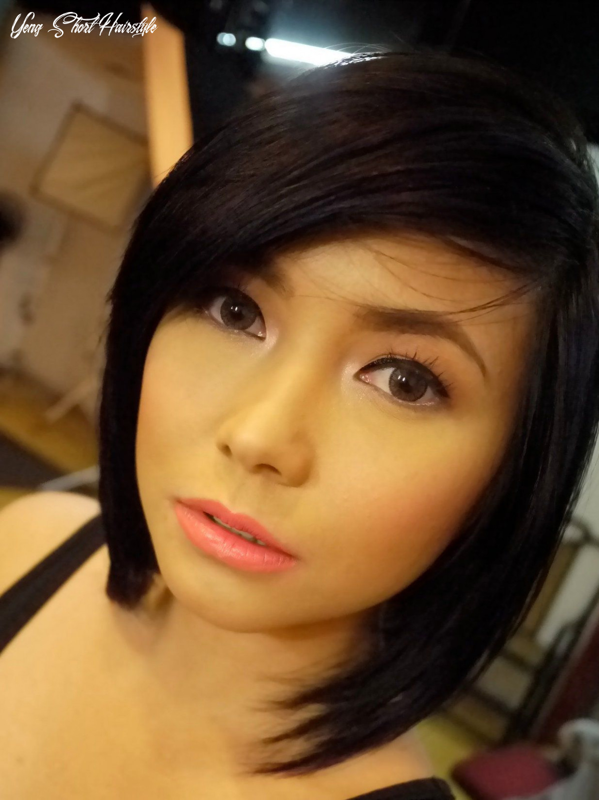 Yeng constantino | hair styles, short hair styles, beauty yeng short hairstyle