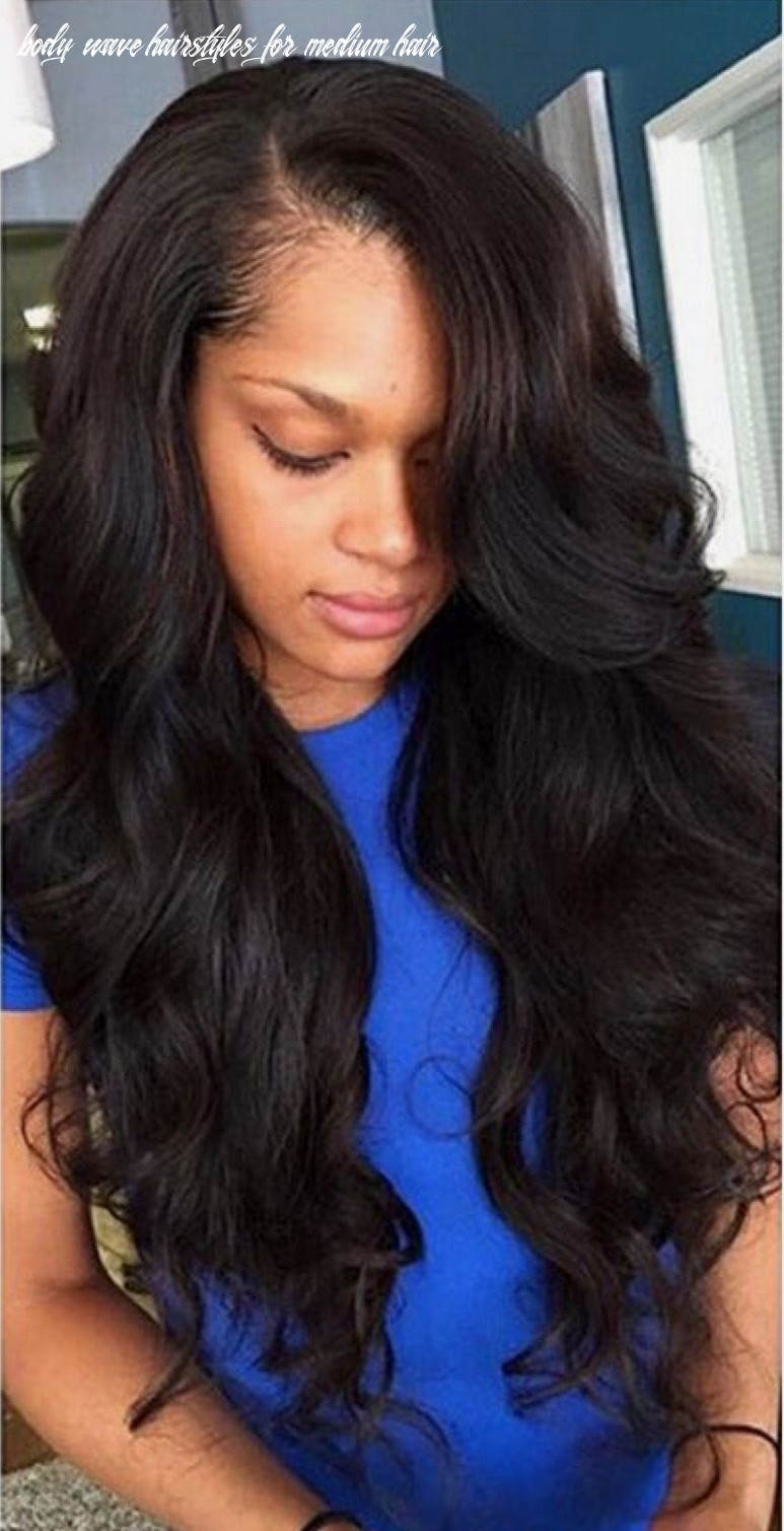 Yes body wave hairstyle | hair waves, body wave hair, wig hairstyles body wave hairstyles for medium hair