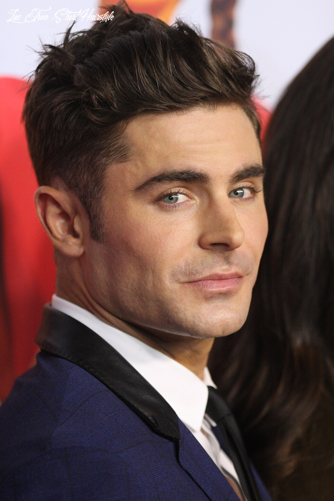 Zac efron wikipedia zac efron short hairstyle