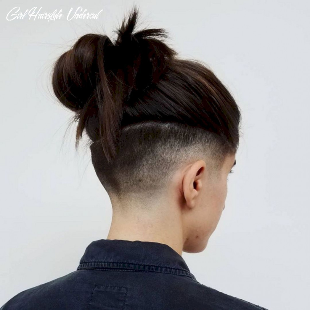 8 cool and easy hairstyle ideas for women look beauty | undercut