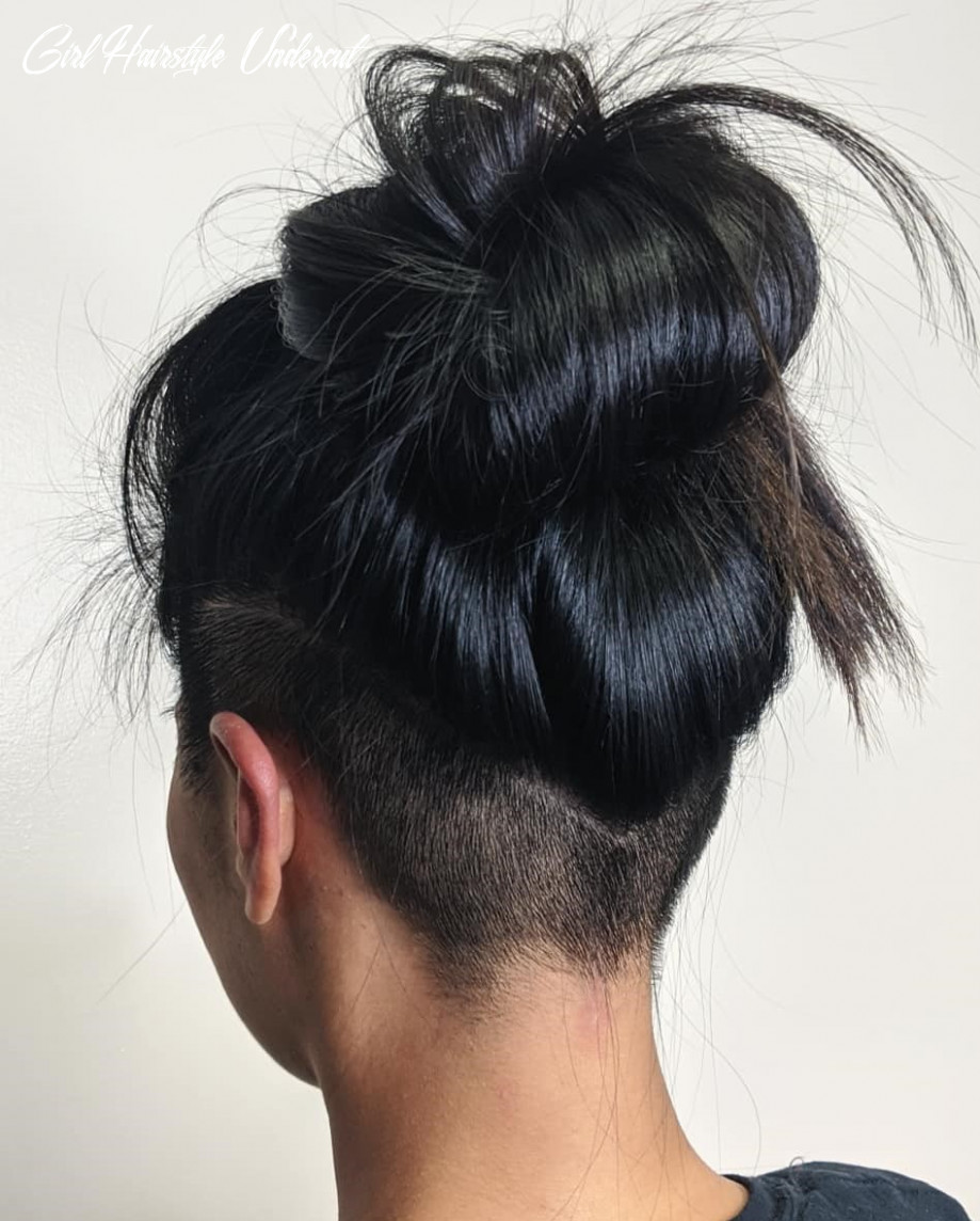 8 hot undercuts for women that are calling your name hair adviser girl hairstyle undercut